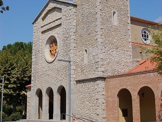 Parròquia Sant Cristòfol Begues
