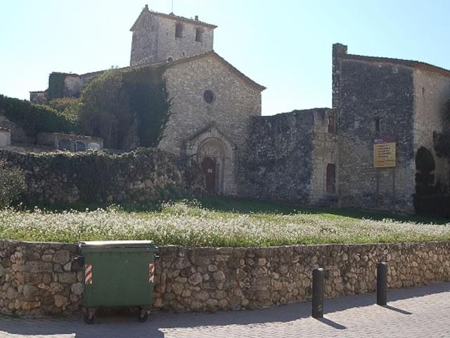 Parròquia Sant Sebastia dels Gorgs Avinyonet del Penedès