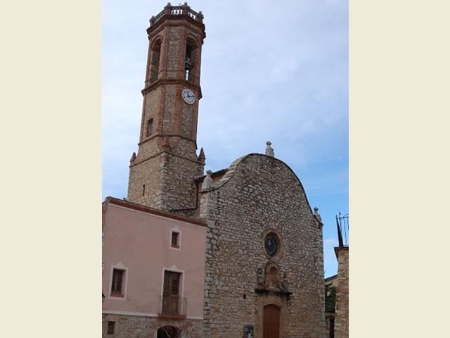 Parròquia Sant Corneli Collbató