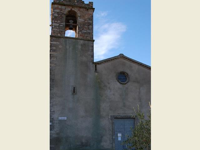 Parròquia Sant Pau de la Guàrdia El Bruc