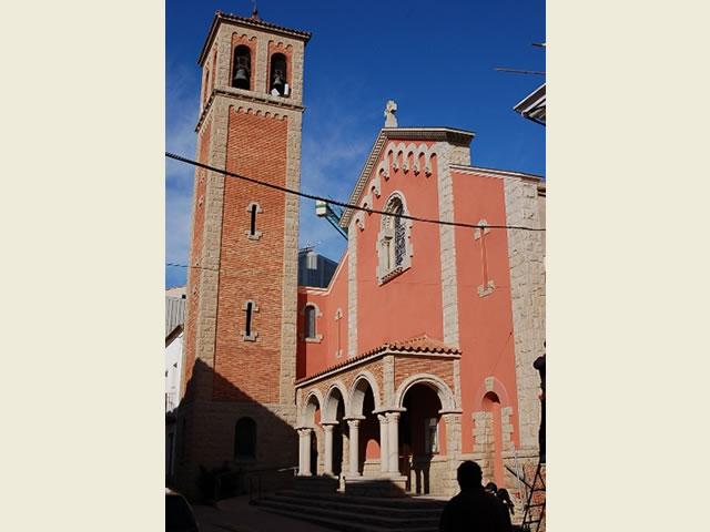Parròquia de Sant Pere Els Hostalets de Pierola