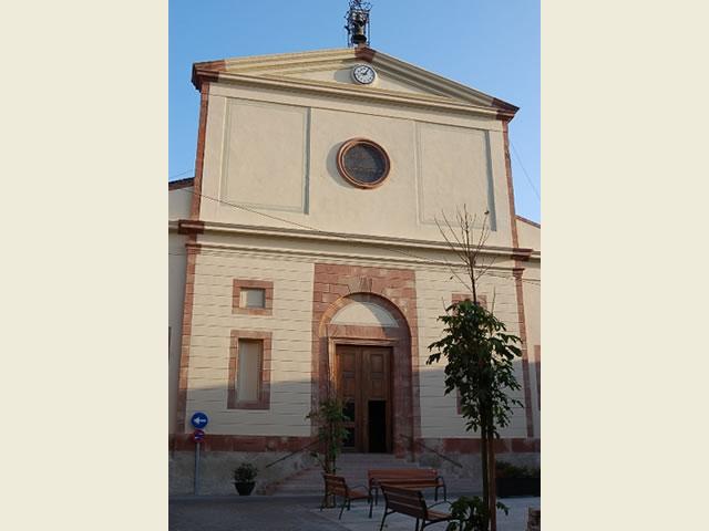 Parròquia de Sant Pere Gelida