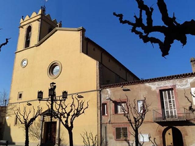 Parròquia Sant Vicenç Castellbisbal