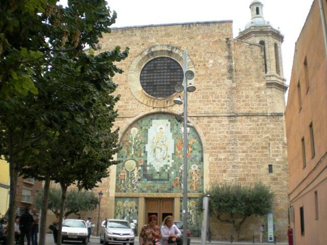 Parròquia de Santa Eulàlia Esparreguera
