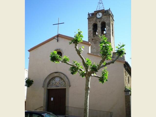 Parròquia Santa Magdalena del Pla del Penedès