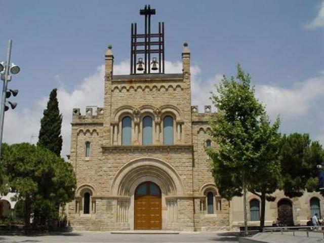 Parroquia Santa Maria Castelldefels