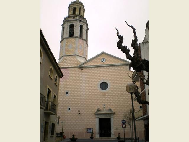 Parròquia Santa Maria Cubelles