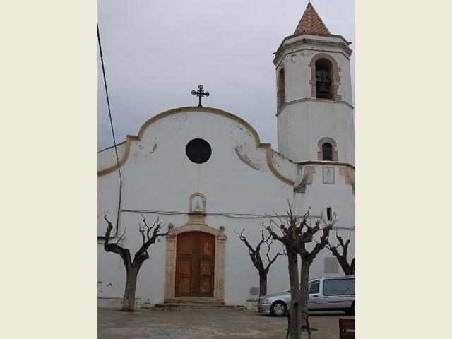 Parròquia de Santa Maria de Bellver Guardiola Font-Rubí