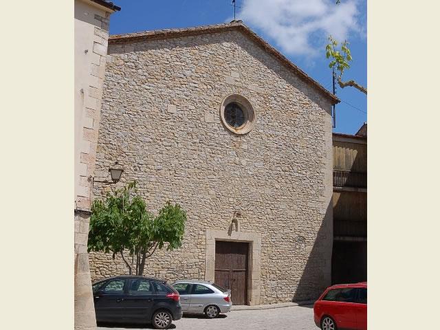 Parròquia de Santa Maria La LLacuna