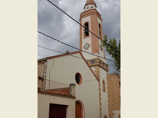 Parròquia de Santa Maria La Munia Castellví de la Marca